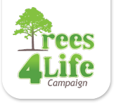 LOGO for the group called Trees 4 Life